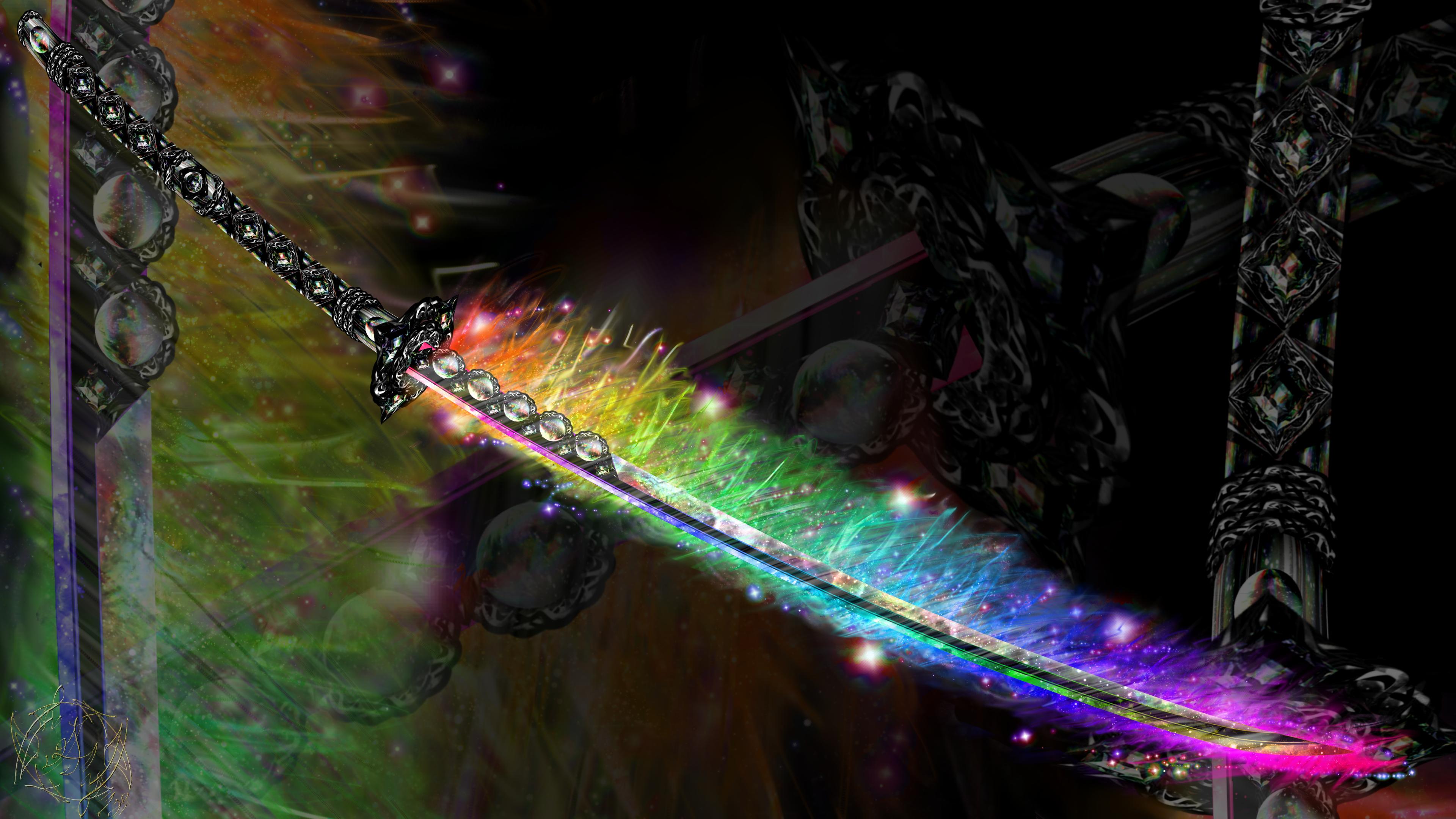 Chrono Trigger - The Rainbow by Ahakarin on DeviantArt