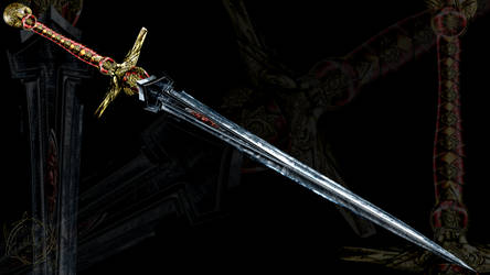 Chrono Trigger - Masamune by Ahakarin