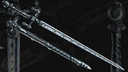 The Legend of Zelda - White Sword by Ahakarin