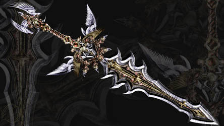 World of WarCraft - Malevolent Gladiator's Slicer by Ahakarin