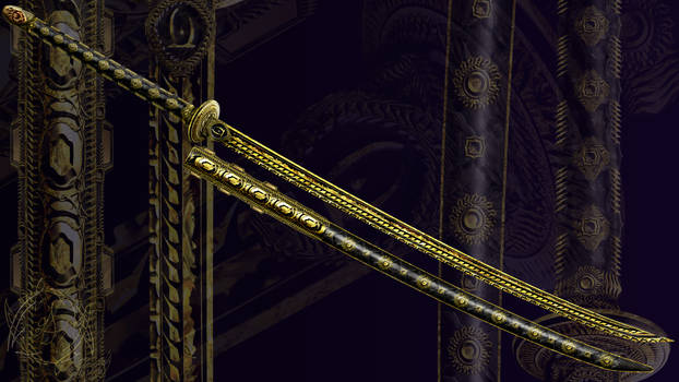 Elder Scrolls - Goldbrand