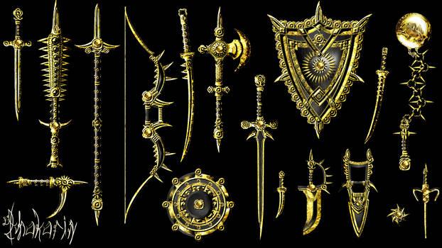 Armory of the Sun Emperor