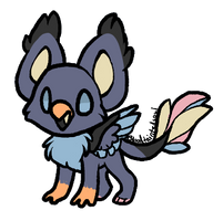 Grifin Adopt 1 (closed) by waterrmel0ns