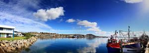 Saldana Bay Harbour by linda-Bee