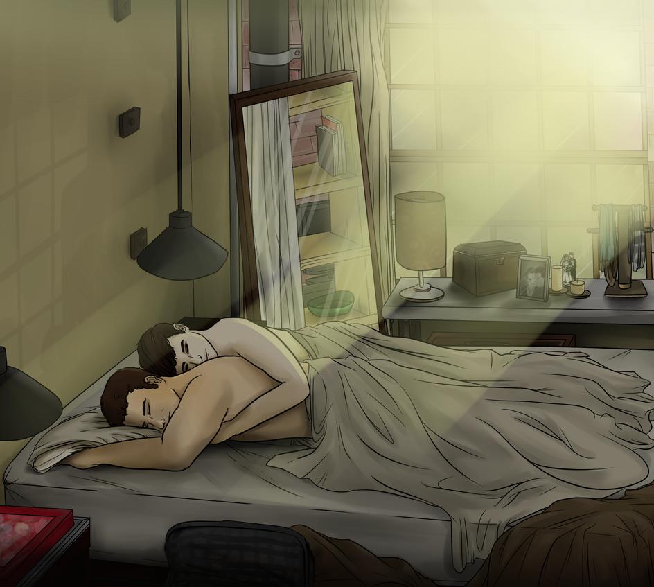 Morning Light by RaivingLunatic