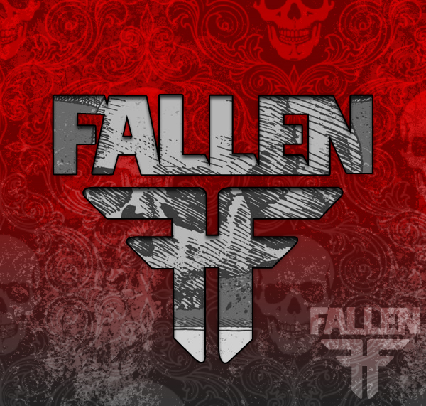Fallen Logo by Andreslozano99design on DeviantArt Fallen Shoes Logo Wallpaper