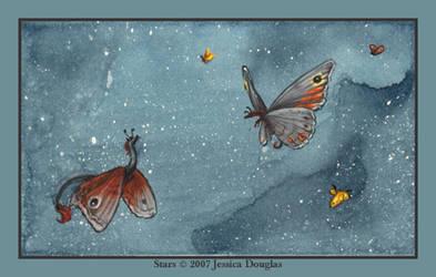 Stars by JessicaMDouglas