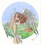 November Birthstone Angel