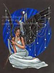 Birthstone Angel: April
