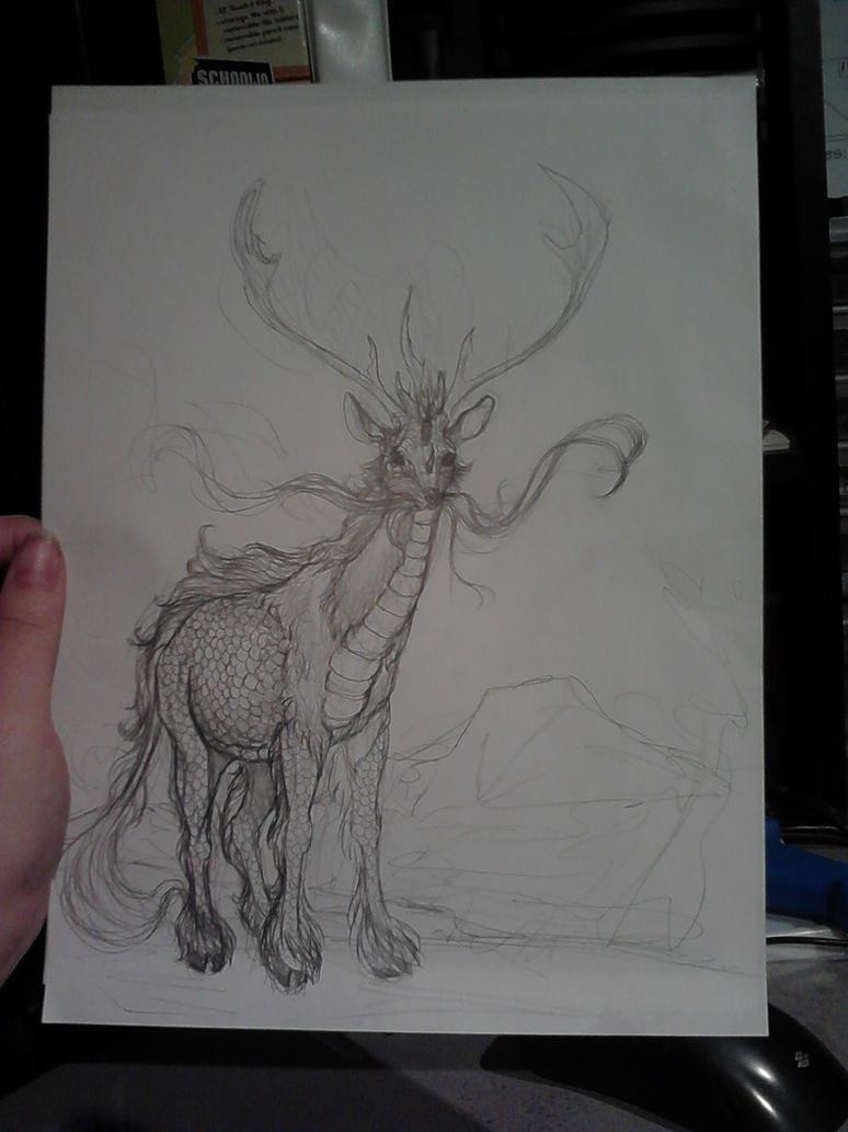 Sketch Craze 2 windyautumnmoon by JessicaMDouglas