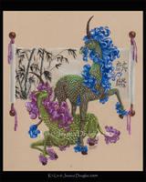 K'i-Lin by JessicaMDouglas