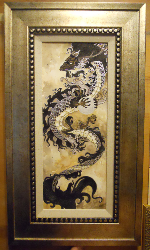Vance's Dragon by JessicaMDouglas