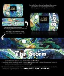 The storm by JessicaMDouglas