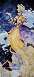 The Snow Queen by JessicaMDouglas