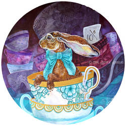 March Hare by JessicaMDouglas