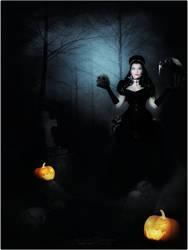 Happy Halloween by svetlost70