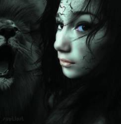 Wild cat by svetlost70