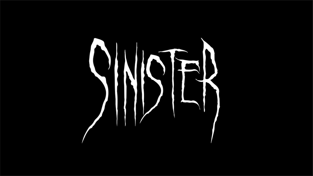 SINISTER Wallpaper by LeahStars8