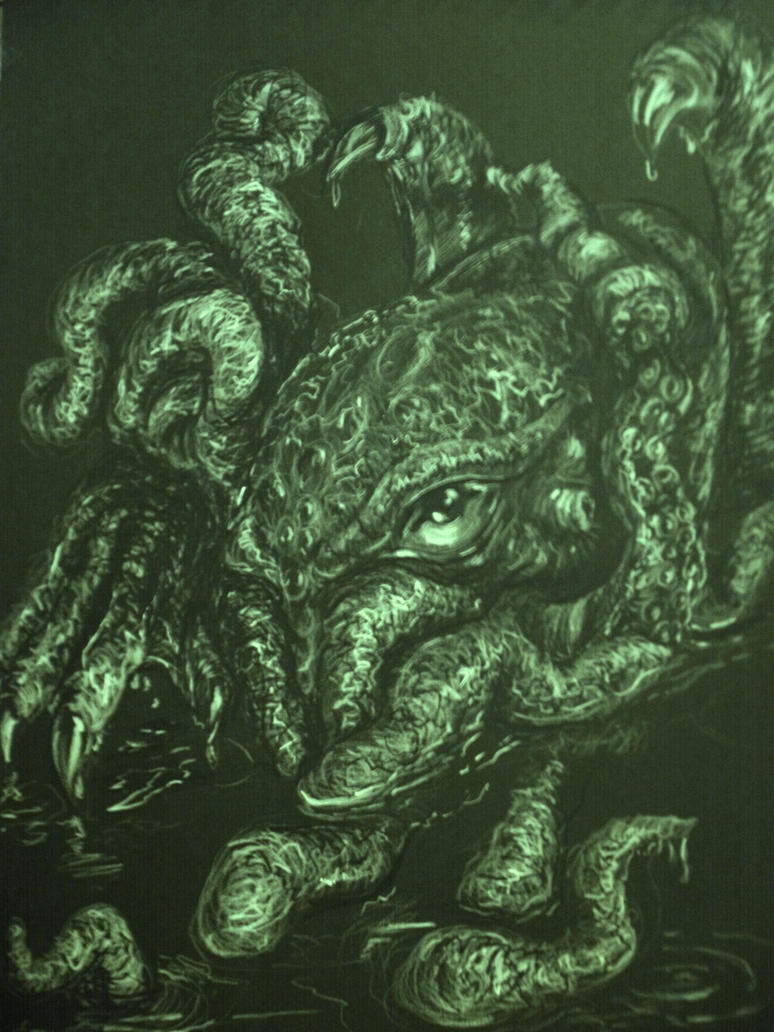 Cthulhu Deep by carlcom66