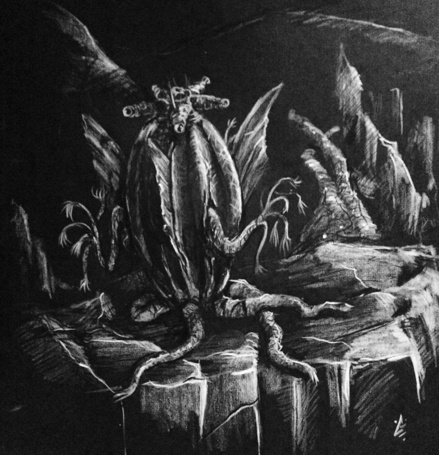 Elder thing by carlcom66