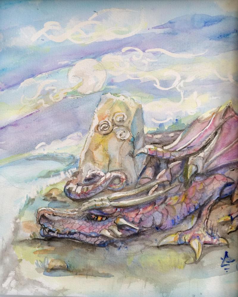 Dragonstone by carlcom66