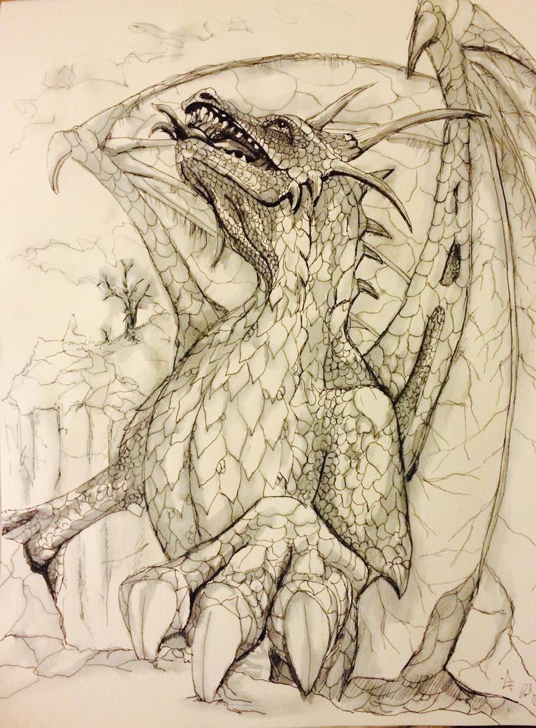 Draconilogy by carlcom66