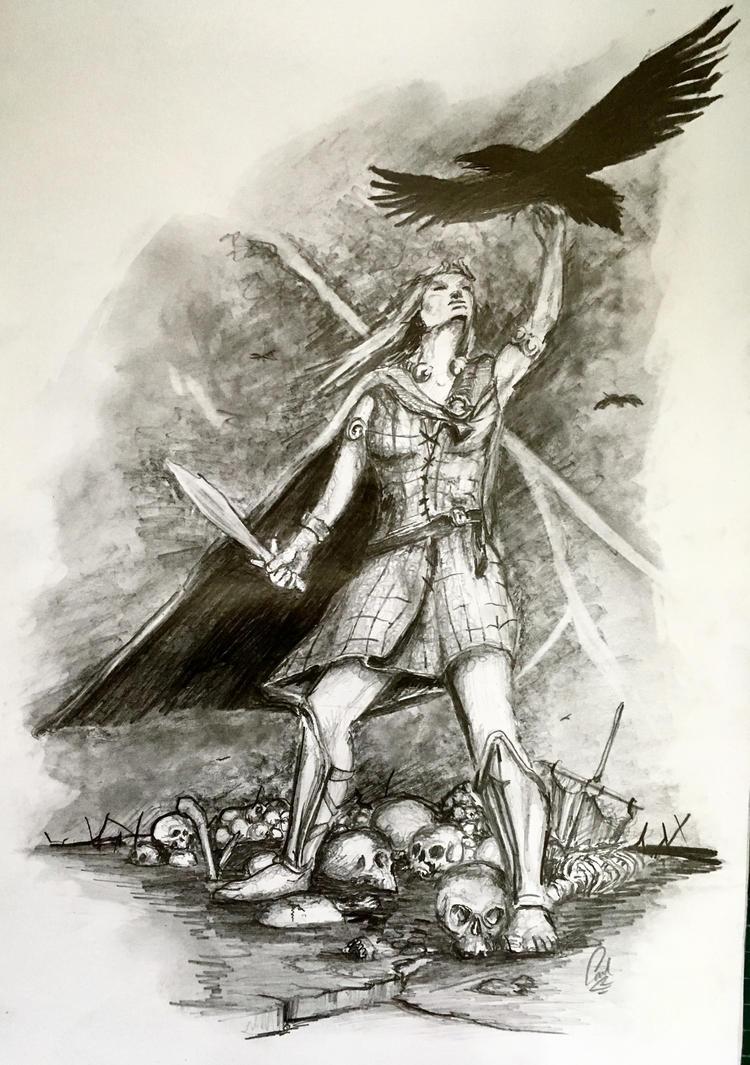 Dark Triumph by carlcom66