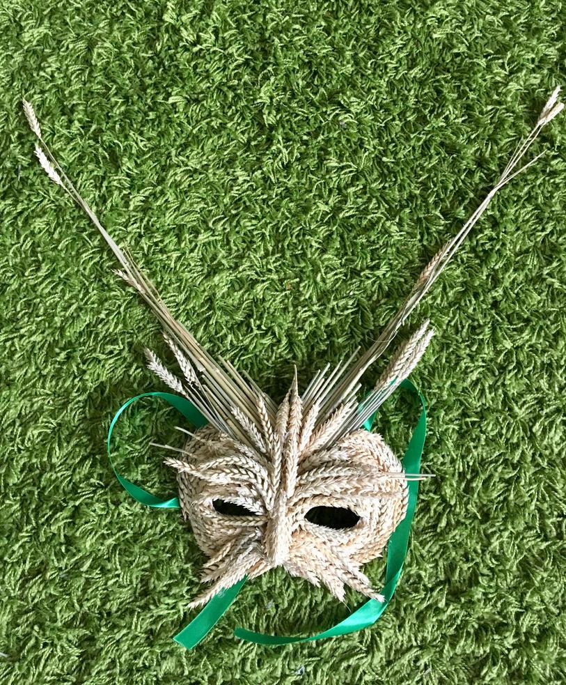 John Barlycorn mask by carlcom66