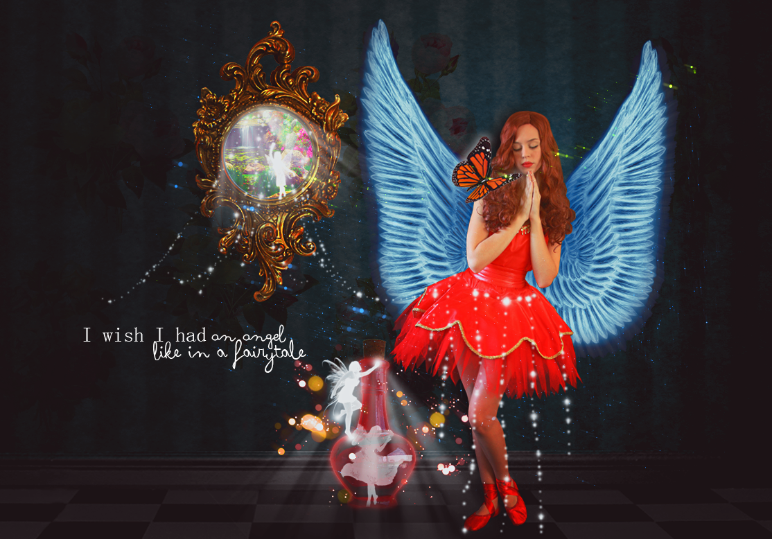 Like in a fairytale