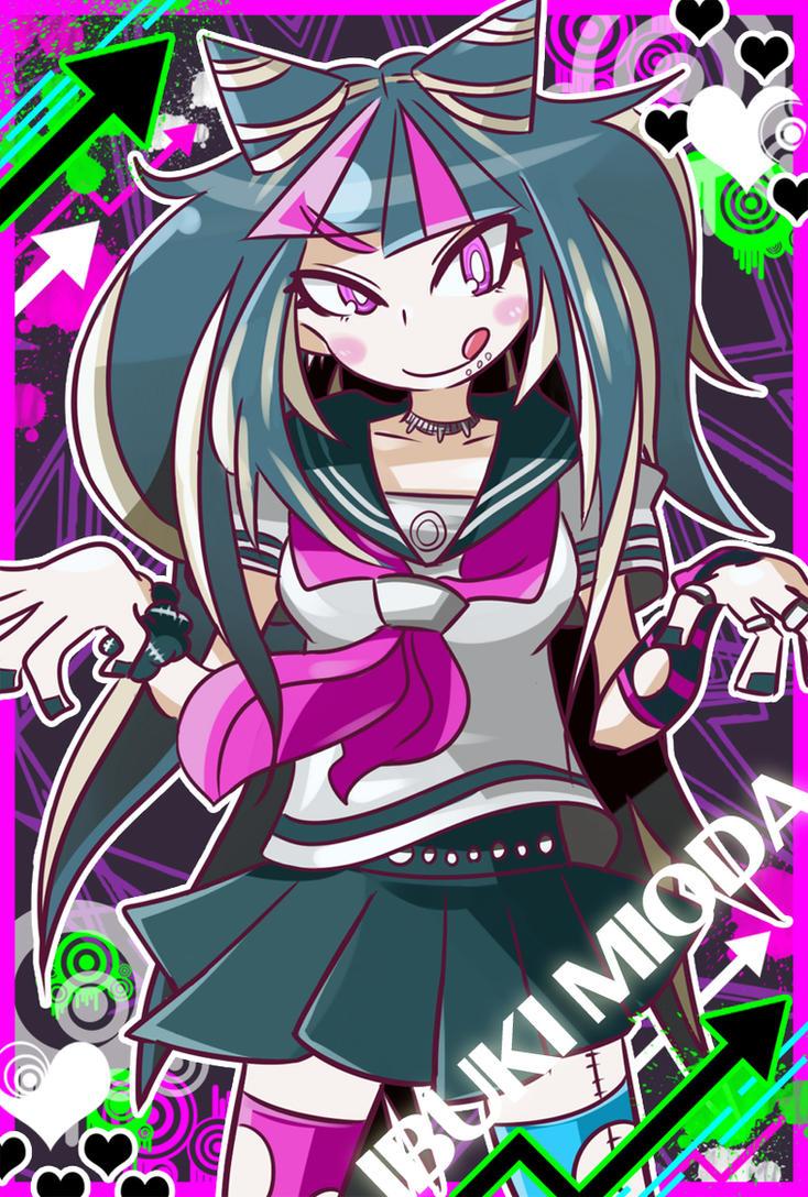 Ibuki Mioda by kafuka5364