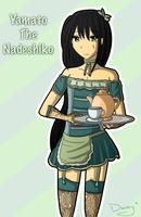 Guest Art: Yamato The Nadeshiko by Doominatrix