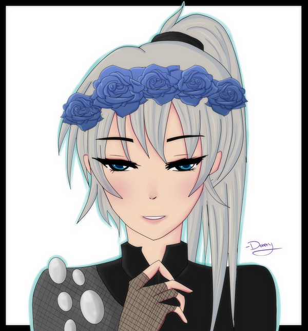 Flower Boy Viktor by Doominatrix