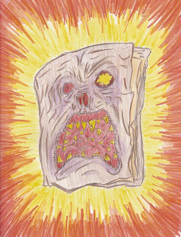 Necronomicon Ex Mortis by homicidalhero