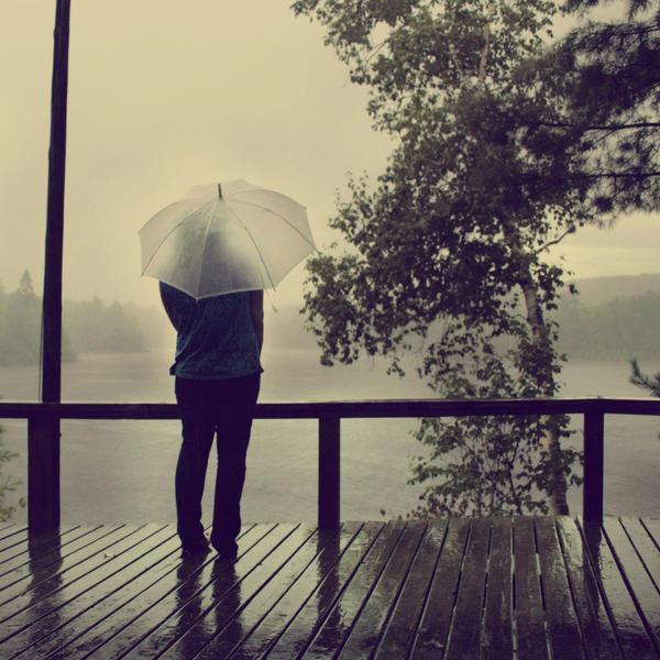 Under the Rain by maniacalbehavior