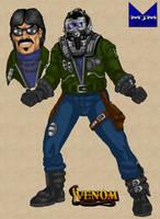 Sly Rax - Stiletto by wondermanrules