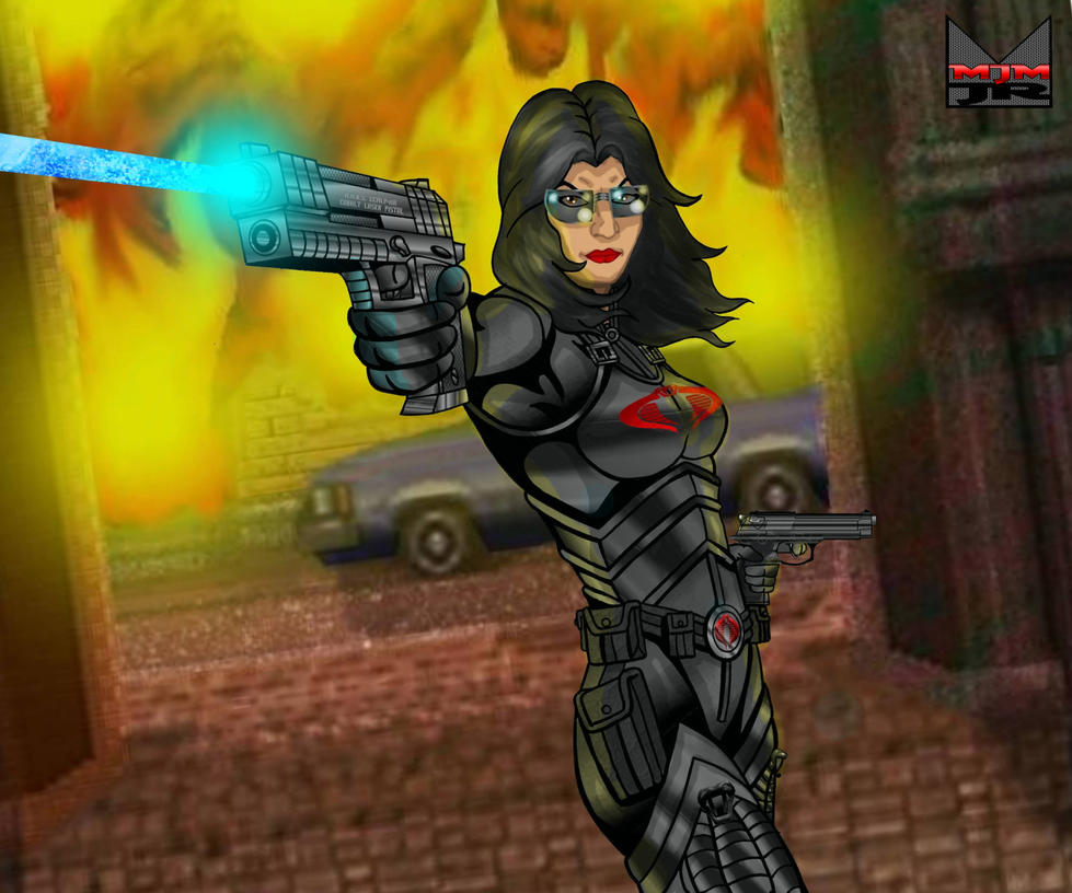 The Baroness Strikes Back by wondermanrules