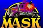 Mask fans united Logo by wondermanrules