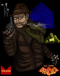 Inspector George Chelm by wondermanrules
