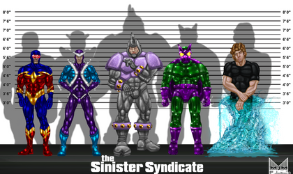 The Sinister Syndicate