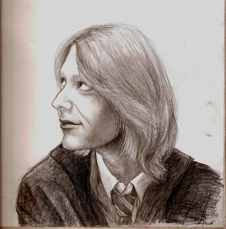 George Weasley by DoraTheBrit