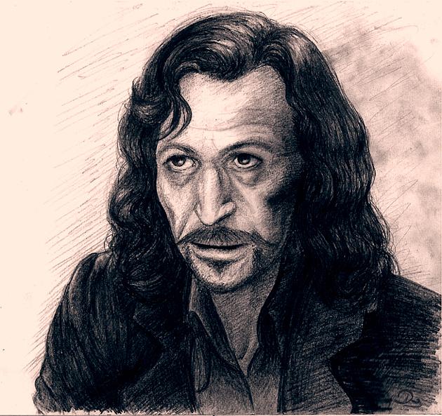 Sirius Black by DoraTheBrit