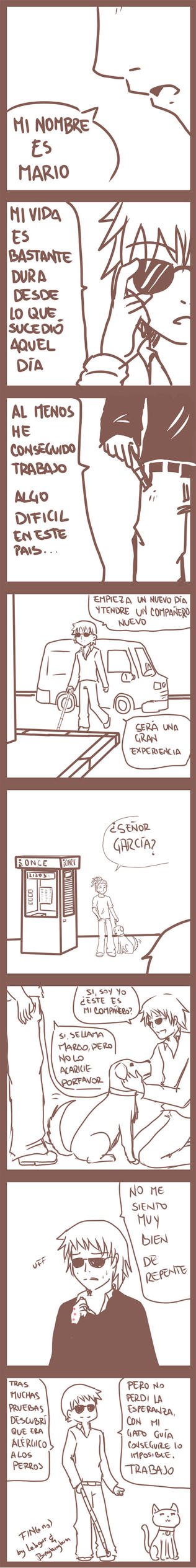 #Horadelcomic by yei-4sus-yoh