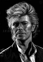 David Bowie VIII by Kalasinar