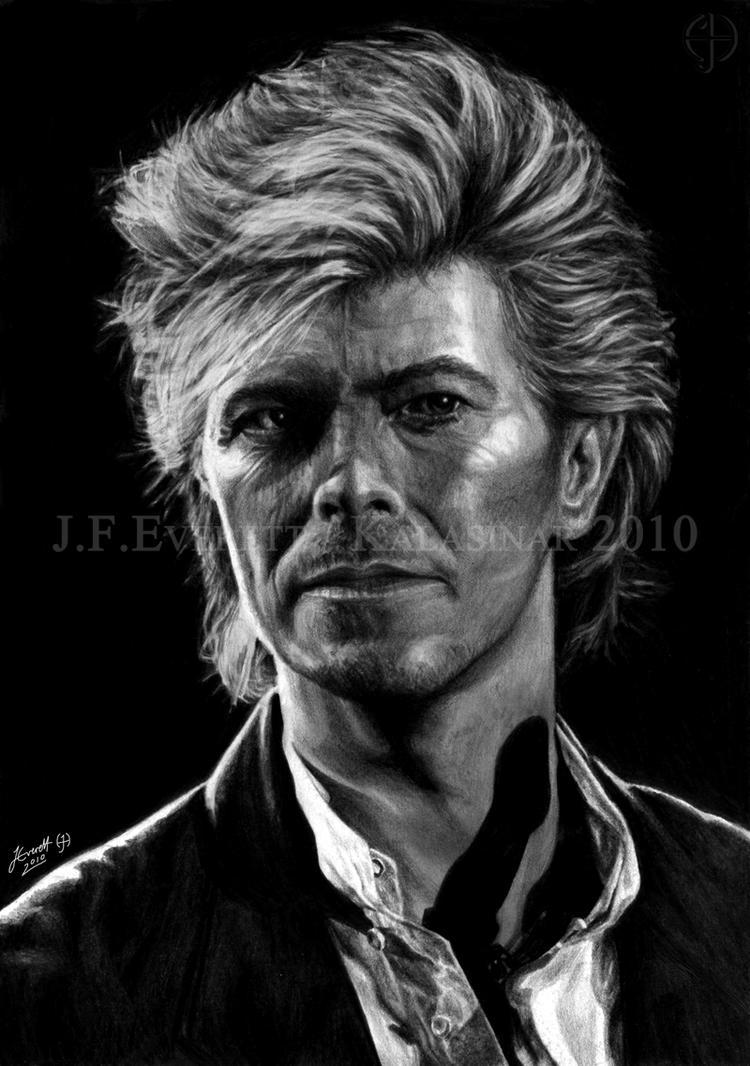 David Bowie VIII by Kalasinar
