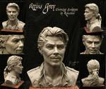 Attius Grey - Character Sculpt