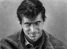 'Mother' Norman Bates by Kalasinar