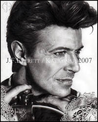 David Bowie IV by Kalasinar
