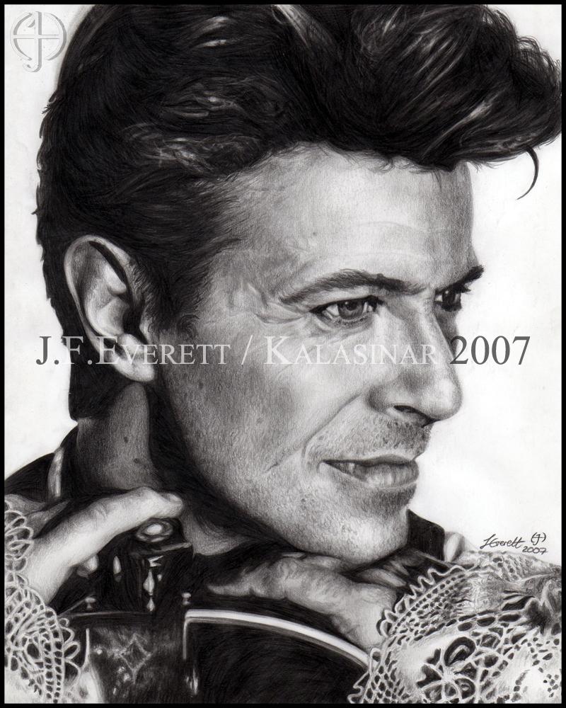 David Bowie IV by Kalasinar