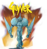 Guyver by TinBott