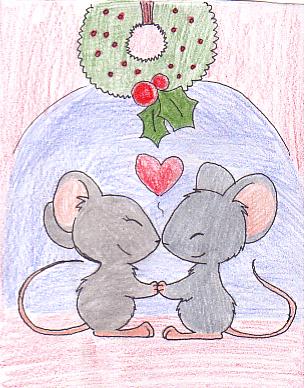 Mouse Kiss by Zerochan923600